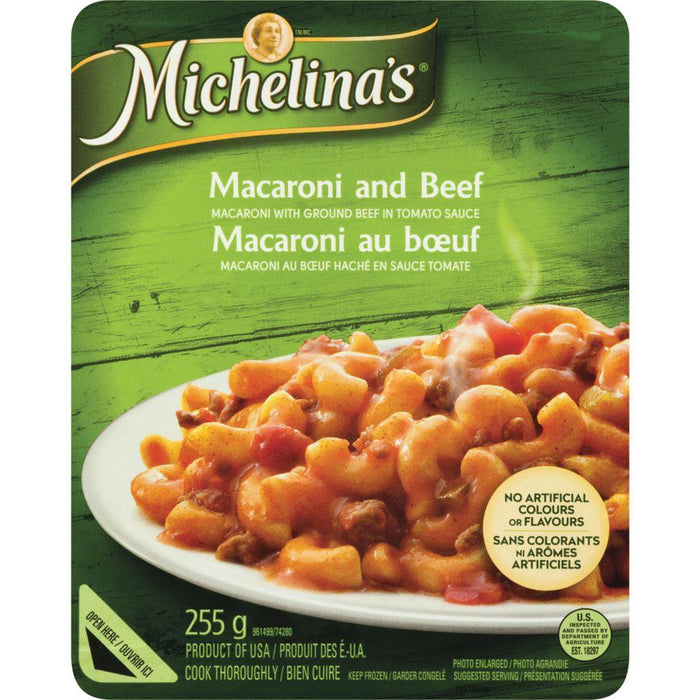 Michelina's Macaroni and Beef 255 g Michelina's Couryah