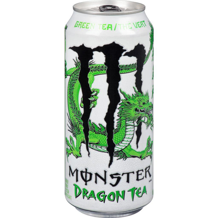 Monster Dragon Green Tea Energy Drink 473 mL Monster Energy Couryah