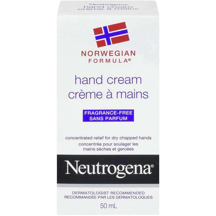 Neutrogena Norwegian Hand Cream 50ML Neutrogena Couryah