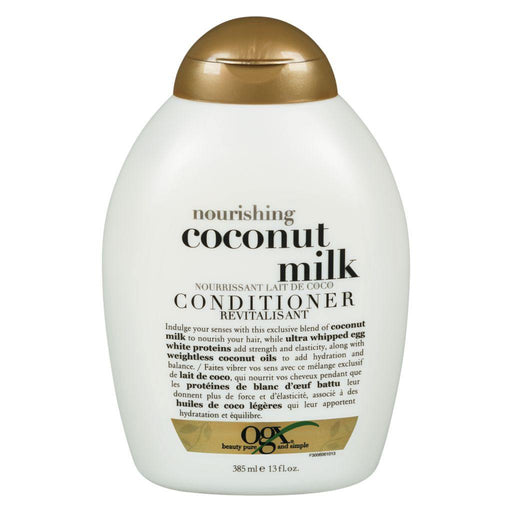 Ogx, Nourishing Coconut Milk Conditioner 385mL - COURYAH