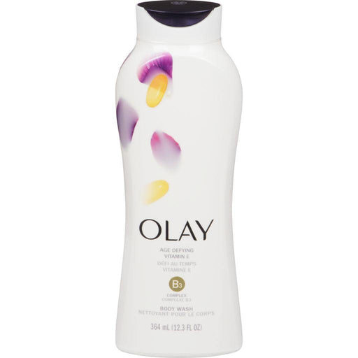 Olay, Age Defying Vitamin E Body Wash 364mL - COURYAH