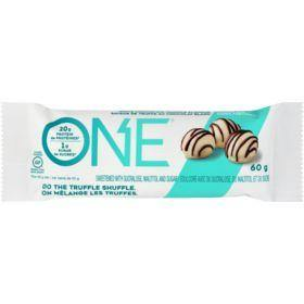 One Protein Bar, White Chocolate Truffle (20 g Protein) 60 g Oh Yeah Couryah
