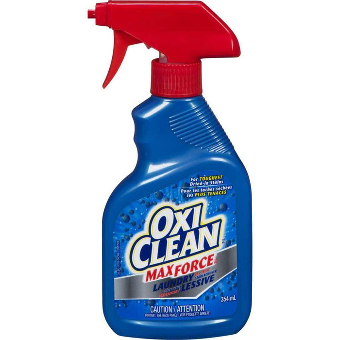 Oxi Clean Max Force Laundry Stain Remover 354mL OxiClean Couryah