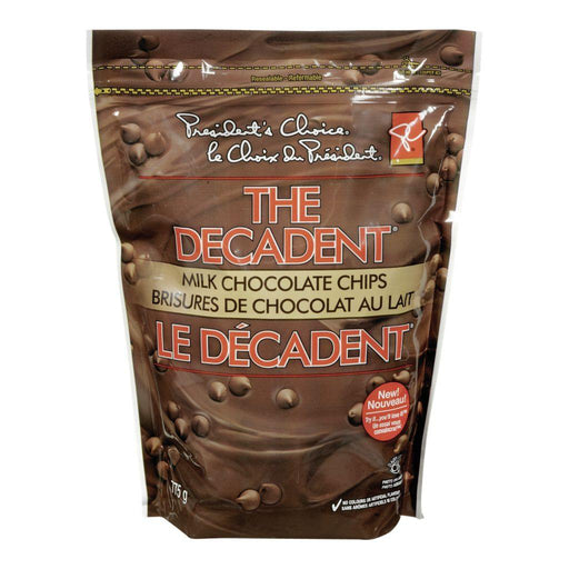 PC The Decadent Semi Sweet Chocolate Chips 775g Chipits Couryah
