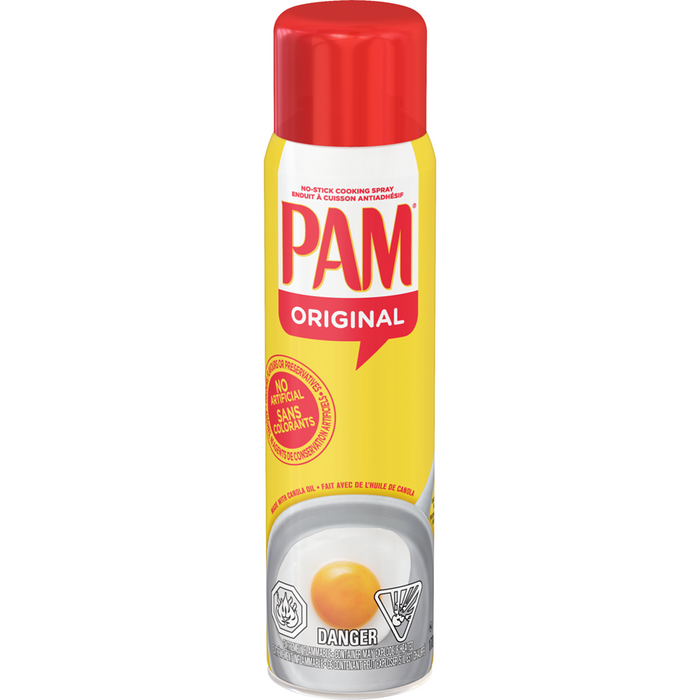 Pam No-Stick Cooking Spray, Original 170g