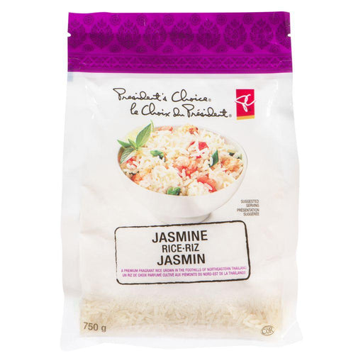 President's Choice Jasmine Rice 750g President's Choice Couryah