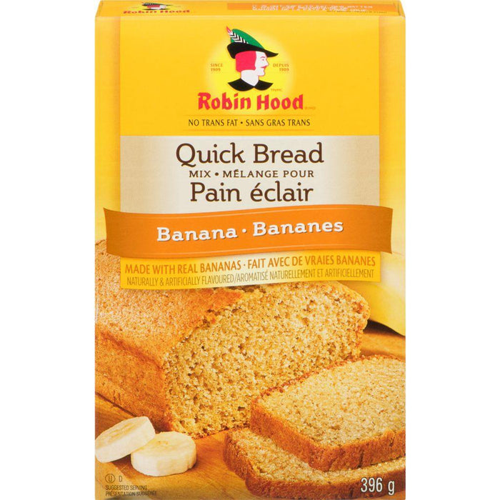 Robin Hood Quick Bread Mix , Banana 396g Robin Hood Couryah