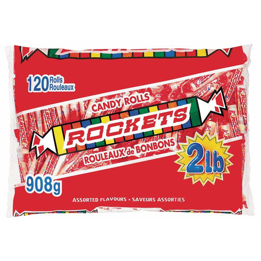 Rockets Candy Rolls 120 Count 908 g Oh Henry Couryah