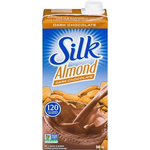 Silk Dark Chocolate Almond Milk 946 mL Silk Couryah