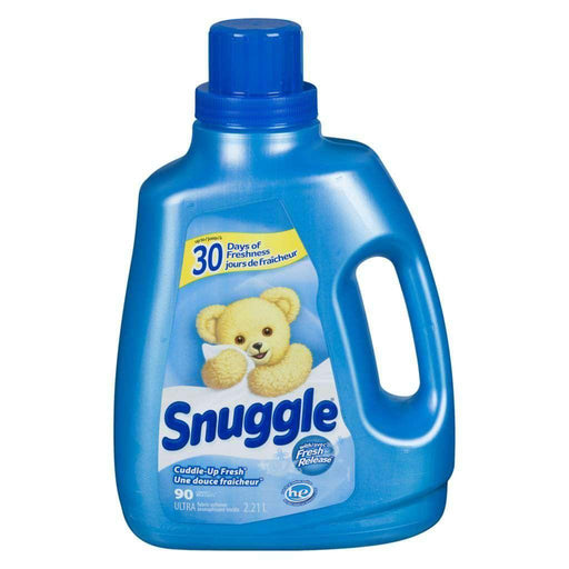 Snuggle Cuddle Up Fresh Fabric Softener 2.21L Snuggle Couryah