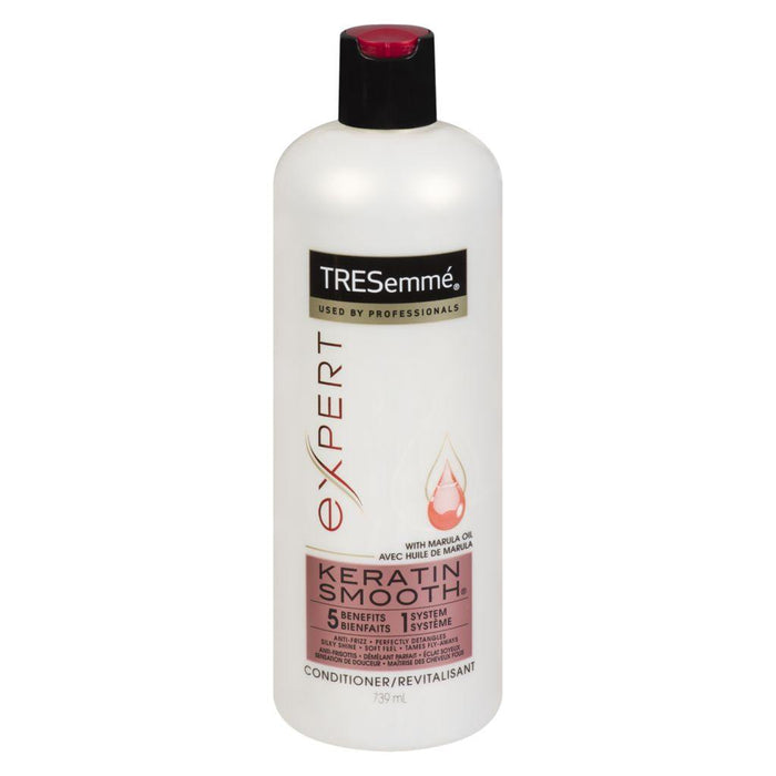 TRESemmé Expert, Keratin Smooth with Marula Oil Conditioner 739mL - COURYAH