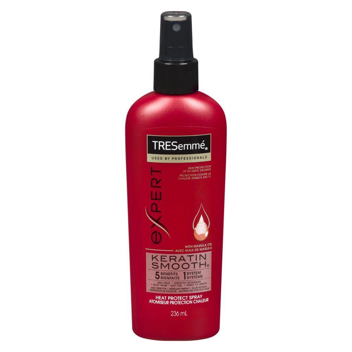 TRESemmé Keratin Smooth Heat Protect Spray 236mL - COURYAH