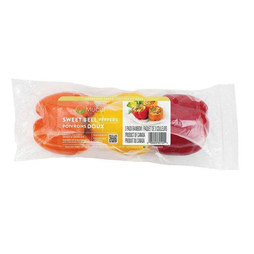 FARMER'S MARKET Greenhouse Peppers (3 Pack) Farmer's Market Couryah