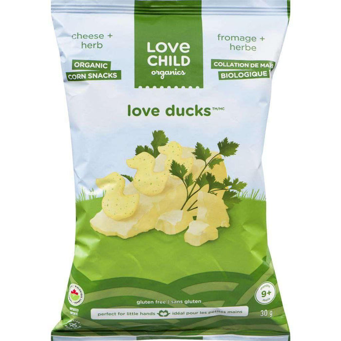 Love Ducks Cheese Herb 30g Love Ducks Couryah