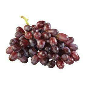Red Seedless Grapes 1 kg