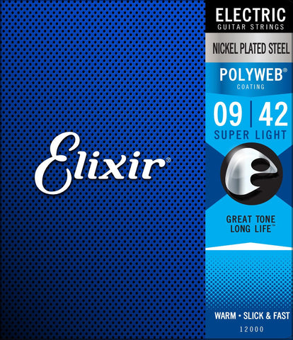 Elixir Electric Polyweb