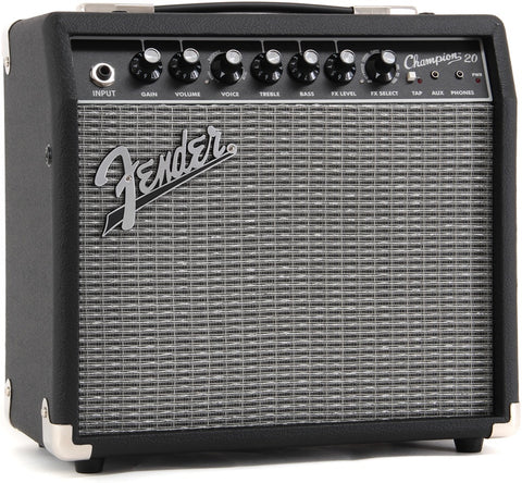 Fender Champion 20 / front