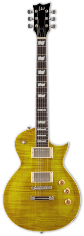 ESP LTD EC256FM Lemon Drop / front