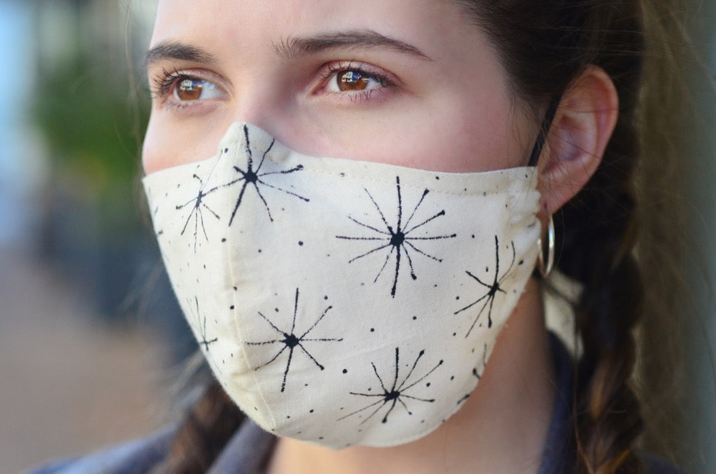 Visi Fabric Face Mask
