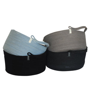 Handle Basket Charcoal