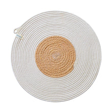 Placemats & Coasters Jute (set of 4 each)