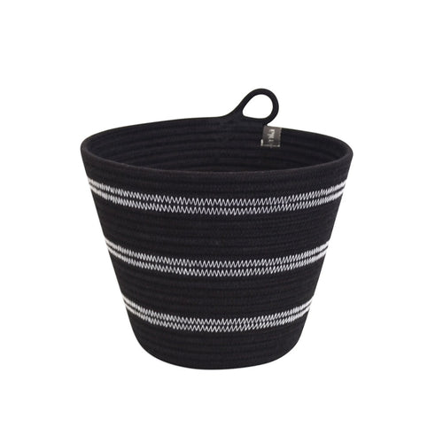 Planter Basket - Moonlight Striped