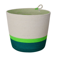 Planter Basket - Moss Green