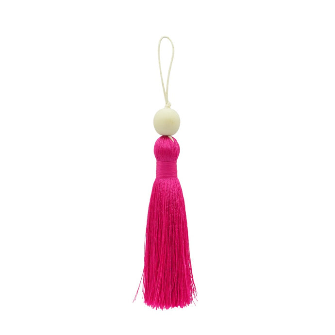Tassel - Shocking Pink