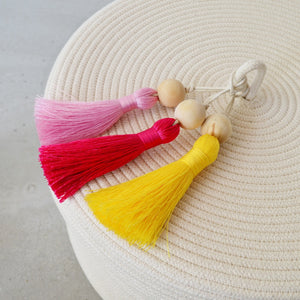 Tassel - Bright Yellow