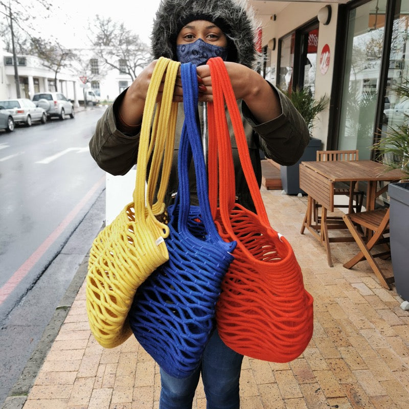 Net Bag Assorted Colours - SALE