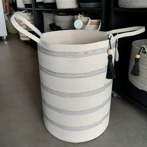 Floor Basket Stitched - SALE
