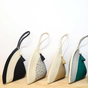 Handle Clutch Bag