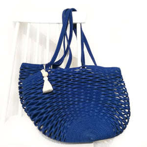 Net Bag Royal Blue