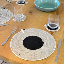 Placemats & Coasters (set of 4 each) - Liquorice