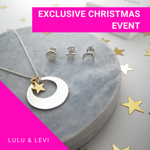 Lulu & Levi Christmas Event