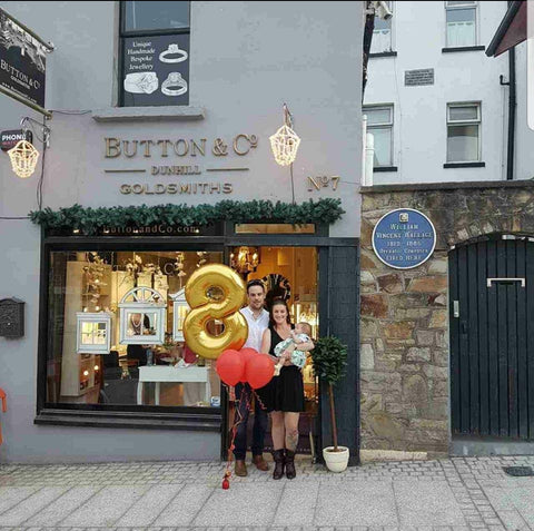 Button & Co jewellery shop Waterford