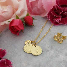 Load image into Gallery viewer, Personalised Initial Necklace
