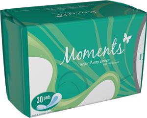 Moments Anion Panty Liners