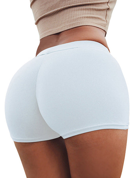 Sexy Sport Push Up Workout Shorts