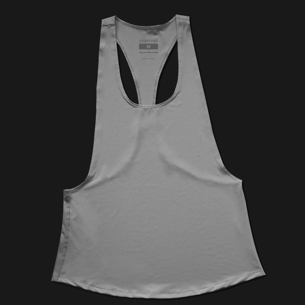 Sports and Fitness Sweat-Absorbent Sleeveless Vest