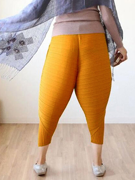 Pants - Hot Casual Solid Fried Chicken Leg Christmas Pants