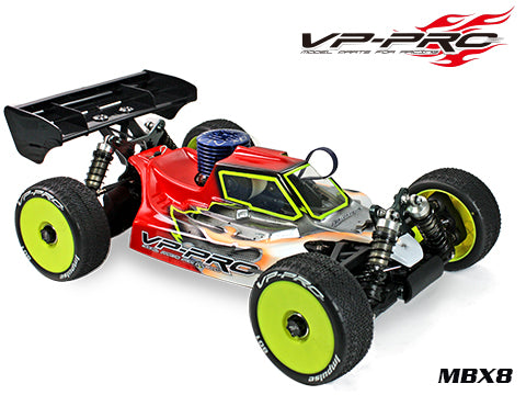 VP PRO Body Shell for Mugen MBX8 (1.0mm)