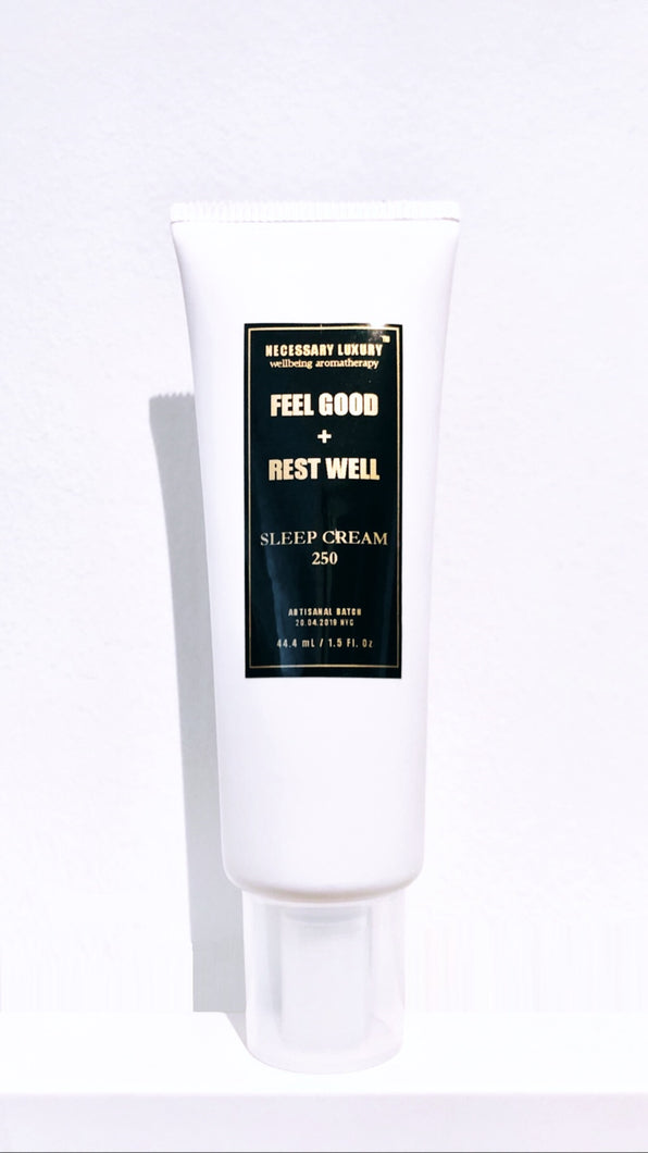 FEEL GOOD + REST WELL, SLEEP CREAM 250