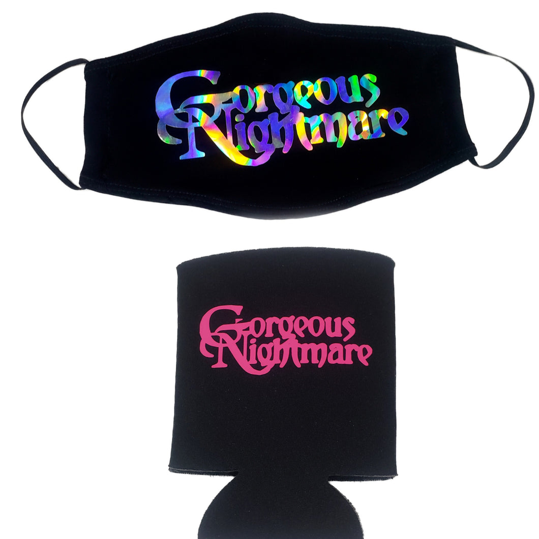 Free With Purchase Gorgeous Nightmare Mask or Coozie