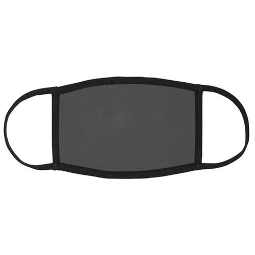 Dark Grey Fabric Mask with Filter Pockets & Filters