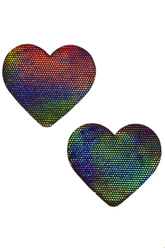 Heart Pasties in Synesthesia