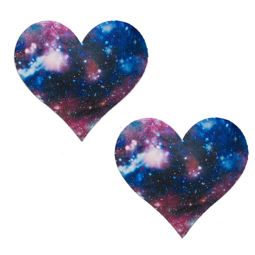 Galaxy Massive Heart Pasties - XL