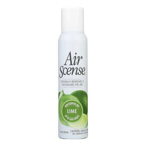 Air Scense - Air Freshener - Lime - Case of 4 - 7 oz