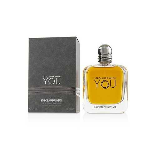 Emporio Armani Stronger With You Eau De Toilette Spray  150ml/5.1oz