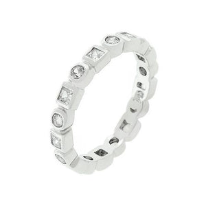 Hollywood Eternity Band Ring (size: 09) (pack of 1 EA)